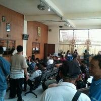 Photo taken at Kantor Dinas Kependudukan & Catatan Sipil kota Denpasar by sonny w. on 1/11/2012