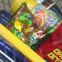 Photo taken at Cometa Supermercados by Bruna G. on 5/26/2012