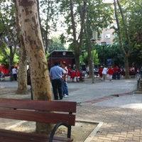 Photo taken at Plaza de la Cruz by ramon s. on 7/14/2012