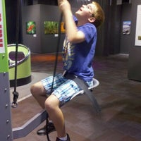 Photo taken at Discovery Place by Julie P. on 9/2/2011