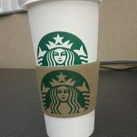 Photo taken at Starbucks by Christine L. on 10/6/2011