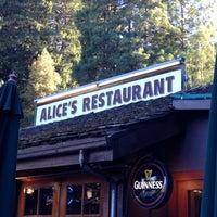 Photo taken at Alice's Restaurant by Steve P on 6/21/2012