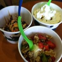 Photo taken at Yogurt Madness by Maria B. on 8/21/2012