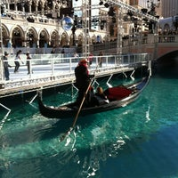 Photo taken at Venetian Canal by Babedee on 12/3/2011