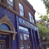 Photo taken at A.J. Hudson's Public House by Kristin L. on 5/19/2012