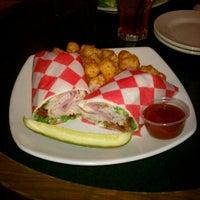 Photo taken at Throwbacks Grille & Bar by Jason J. on 1/6/2012