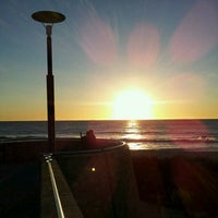 Photo taken at Scarborough Beach by Walter on 10/29/2011