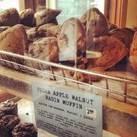 Photo taken at Arizmendi Bakery Panaderia & Pizzeria by Whitney L. on 3/24/2012
