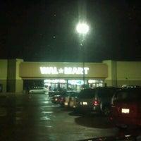 Photo taken at Walmart by Rey G. on 12/31/2011