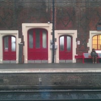 Photo taken at Stoke-on-Trent Railway Station (SOT) by Wayne H. on 7/2/2012