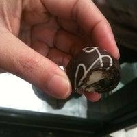 Photo taken at Godiva Chocolatier by Patric C. on 12/26/2011