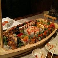 Photo taken at Fuji Sushi & Steak House by Nate W. on 1/3/2011