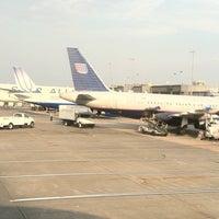 Photo taken at Gate C17 by David C. on 7/28/2011