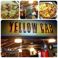 Photo taken at Yellow Cab Pizza Co. by Huge G. on 6/1/2012