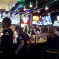 Photo taken at Buffalo Wild Wings by Rachel R. on 3/12/2011