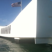 Photo taken at World War II Valor in the Pacific National Monument by Brandon C. on 2/23/2012