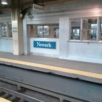 Photo taken at Newark PATH Station by Kevin T. on 9/10/2011