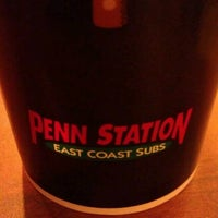 Photo taken at Penn Station East Coast Subs by Kyle P. on 12/27/2011