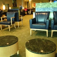 Photo taken at American Airlines Admirals Club by Chats C. on 3/16/2012