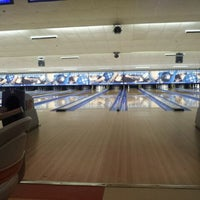 Photo taken at Northland Bowl & Recreation Center by Aaron M. on 1/11/2012
