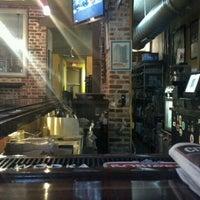 Photo taken at Big Gun Burger Shop by Gus F. on 5/6/2012