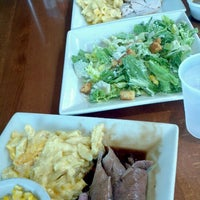 Photo taken at Lawry's Carvery by Concetta V. on 10/20/2011