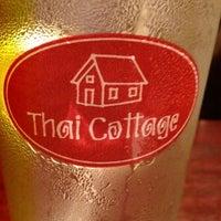 Photo taken at Thai Cottage II by Kathy G. on 11/22/2011