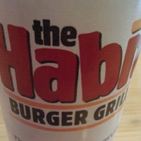 Photo taken at The Habit Burger Grill by Belle C. on 12/8/2011