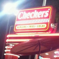 Photo taken at Checkers by Ryan B. on 11/23/2011
