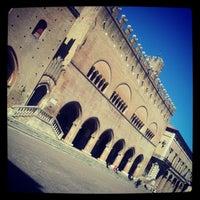 Photo taken at Vecchia Pescheria by Gianluca B. on 4/17/2012