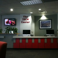Photo taken at The TECH Center by Brendan M. on 2/1/2012