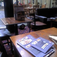 Photo taken at The Half Moon (Wetherspoon) by Steve C. on 7/3/2012