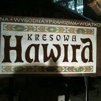Photo taken at Kresowa Hawira by Raf S. on 12/22/2010