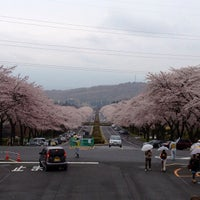 Photo taken at 冨士霊園 by Ps M. on 4/20/2012