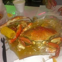 Photo taken at Raging Crab by Shane D. on 7/13/2012