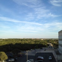 Photo taken at UTSA - College of Business by Ryan H. on 9/12/2012