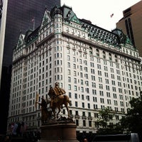 Photo taken at The Plaza Hotel by Jeffrey Z. on 7/29/2012