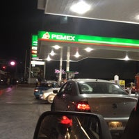 Photo taken at Gasolinería by Fernando Z. on 9/1/2012