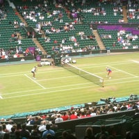 Photo taken at Centre Court by Stephany on 8/5/2012