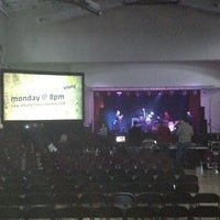 Photo taken at New Albany Church by Jake K. on 3/4/2012