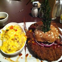 Photo taken at Hash House A Go Go by Chris 😈 P. on 4/12/2012
