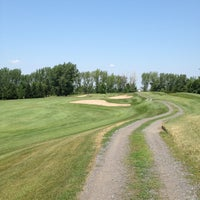 Photo taken at Club de golf La Prairie by Paul T. on 7/14/2012