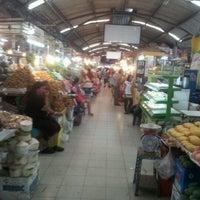Photo taken at Ying Charoen Market by GU M. on 8/3/2012
