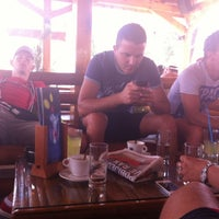 Photo taken at Caffe Bar Tunar by Valentino R. on 8/5/2012