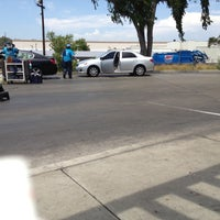 Photo taken at Body Beautiful Car Wash by Abby A. on 8/9/2012