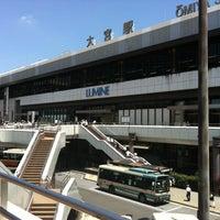 Photo taken at Ōmiya Station by まさ・なち リ. on 7/9/2012