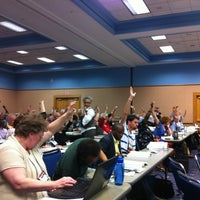 Photo taken at United Methodist General Conference 2012 by Bradley L. on 4/29/2012