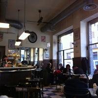 Photo taken at La Belle Aurore by Dan L. on 2/22/2012
