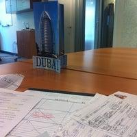 Photo taken at Hult International Business School by Oswaldo C. on 3/19/2012