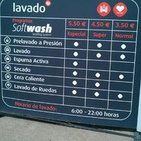 Photo taken at Gasolinera Galp La Cala by Christian H. on 6/29/2012